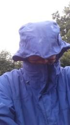 Mark rain.